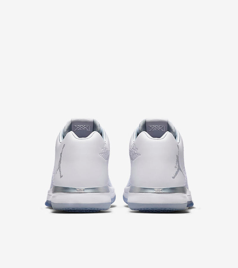 "56292de0b37 Nike Air Jordan XXXI ""Pure Money"" QS 897564-100. WHITE/PURE  PLATINUM-METALLIC SILVER"
