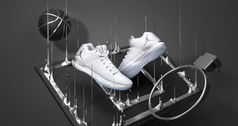 "b48933118f6 Nike Air Jordan XXXI ""Pure Money"" QS – Hanon"