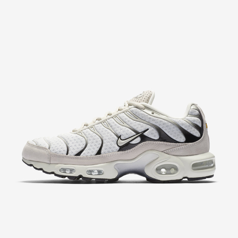 NikeLab Air Max Plus: Light BoneBlackSailOatmeal