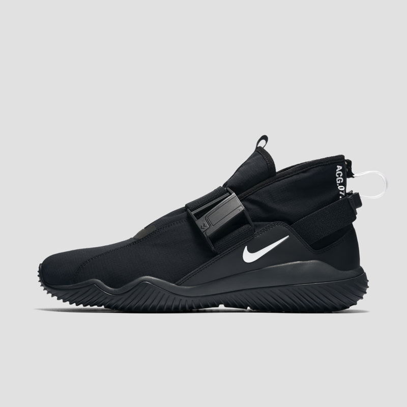 cc768689990 NikeLab ACG.07.KMTR 902776-001. BLACK WHITE-ANTHRACITE Launch  Thursday  18th May 08 00BST