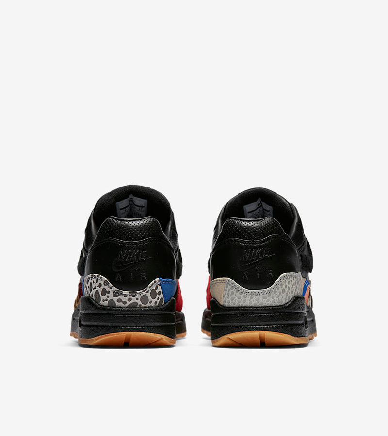 huge selection of 4a2d7 6e56c Nike Air Max 1 Master 910772-001. BLACKBLACK-UNIVERSITY RED-INTL BLUE  Launch Saturday 11th March 0800GMT