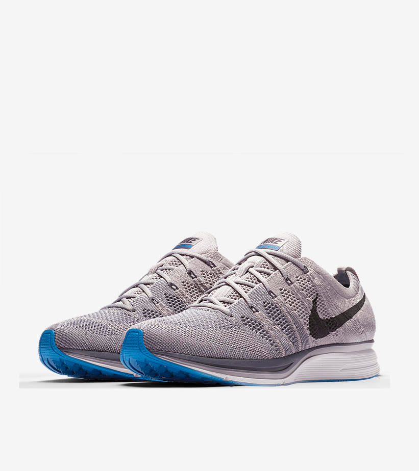 e1907f1e51322 ... coupon code nike flyknit trainer qs ah8396 006. atmsphr gry thndr gry  vst gry price