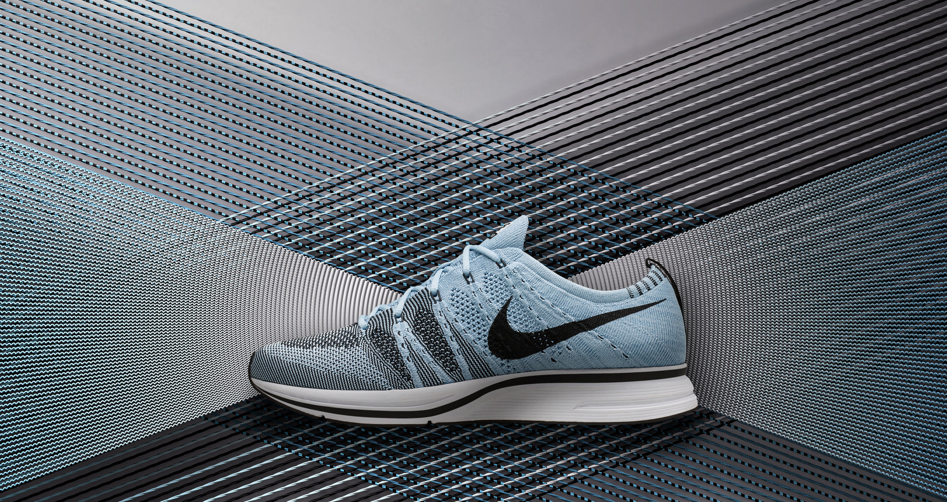 9150570bdc9d The Nike Flyknit Trainer delivers responsive cushioning