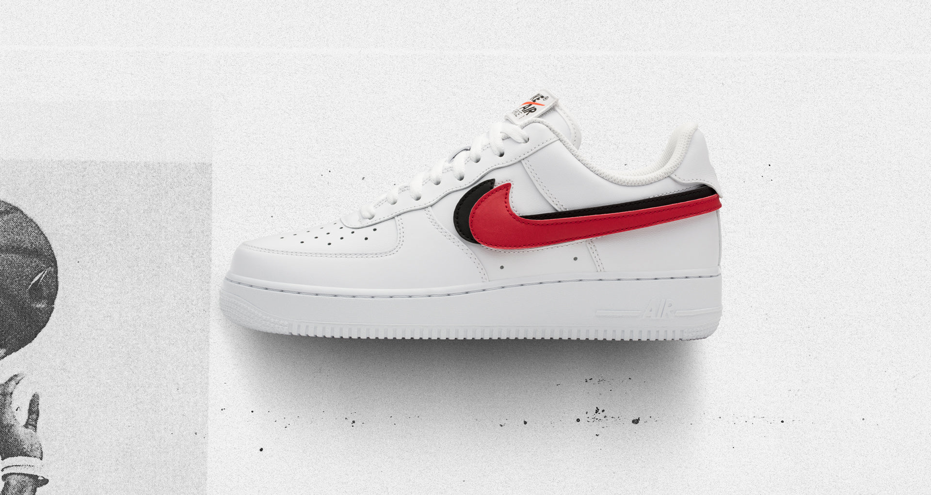"80637e67ab87fa Nike Air Force 1 ""Swoosh Pack"" – Hanon"