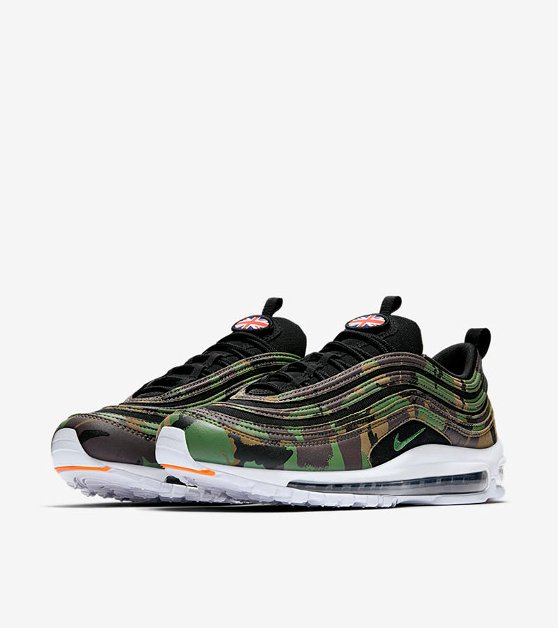 "Nike Air Max 97 ""Country Camo UK"" – Hanon"