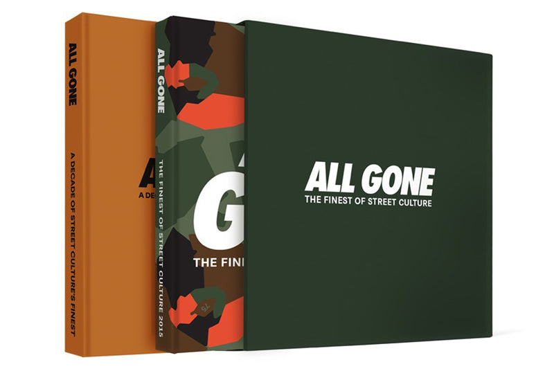 ALL GONE BOOK boxset