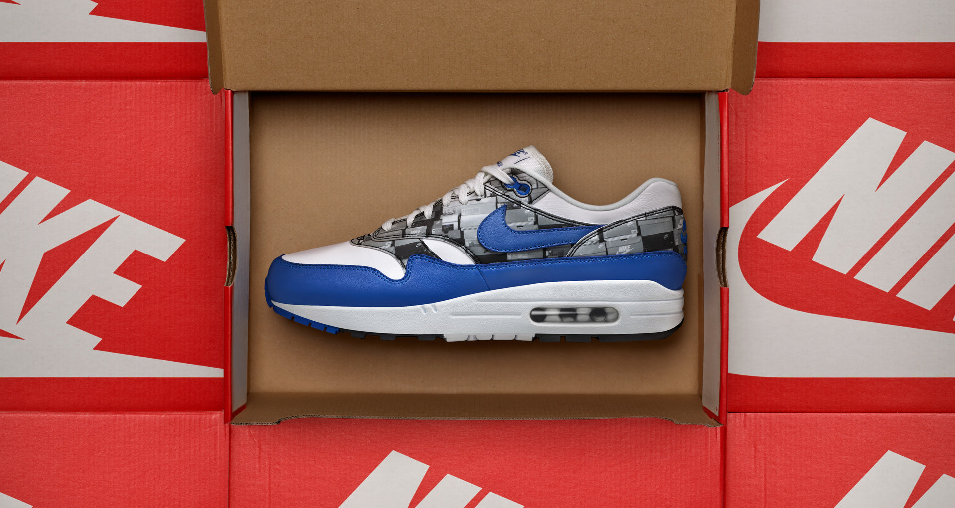 reputable site a7073 67579 All three styles of the Nike x Atmos