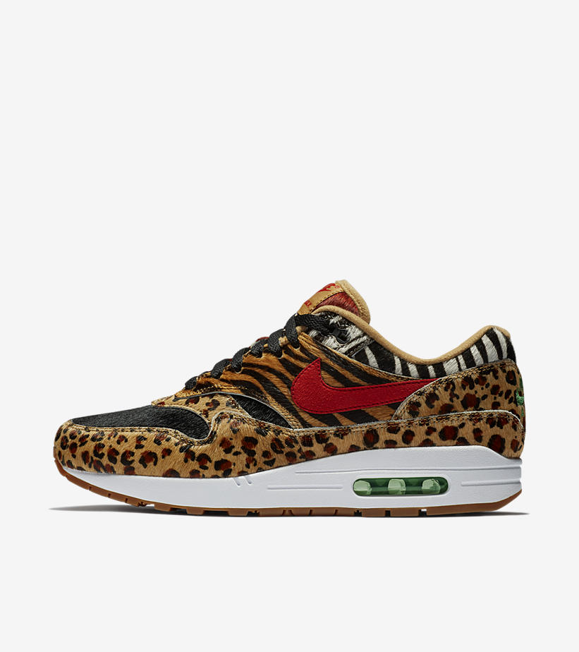 "Atmos Air Max X 1 ""beast Pack Nike And 95 jzqpGUMVLS"