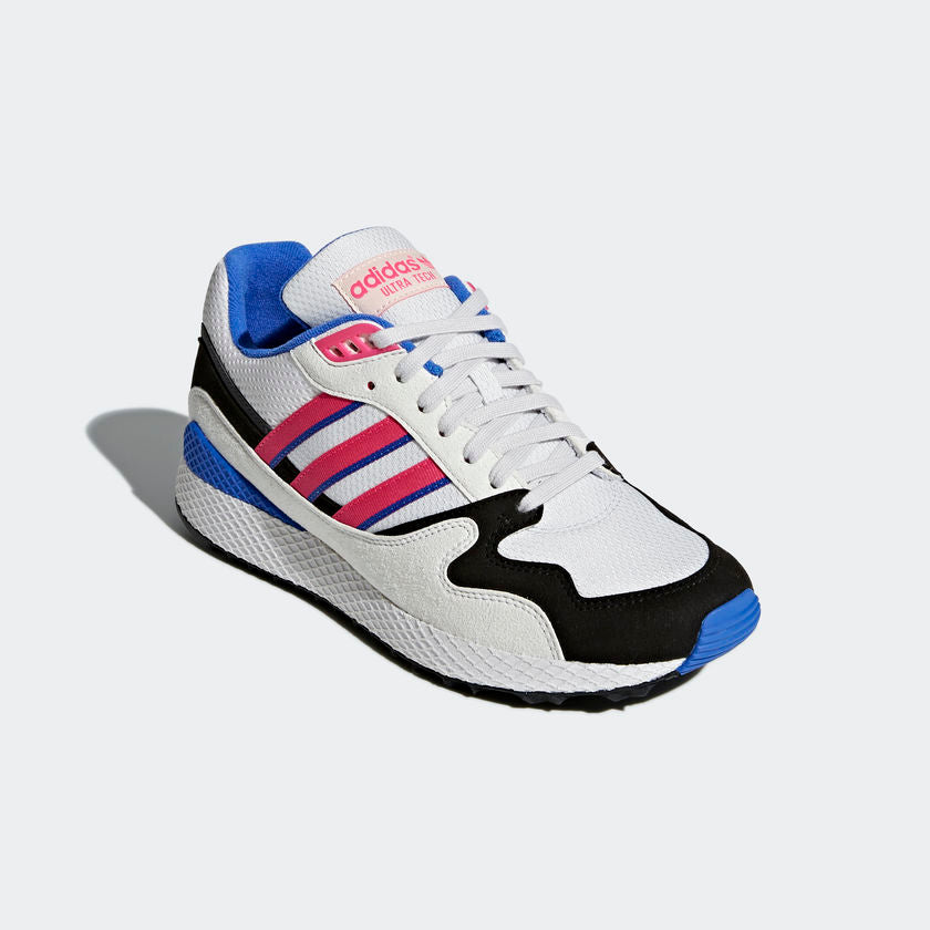 6f0d4725e9f4c adidas Ultra Tech AQ1190 CRYWHT SHOPNK CBLACK Price  £99.00. Launch  Friday  June 1st. Online  Friday June 1st ONLINE  17 00BST