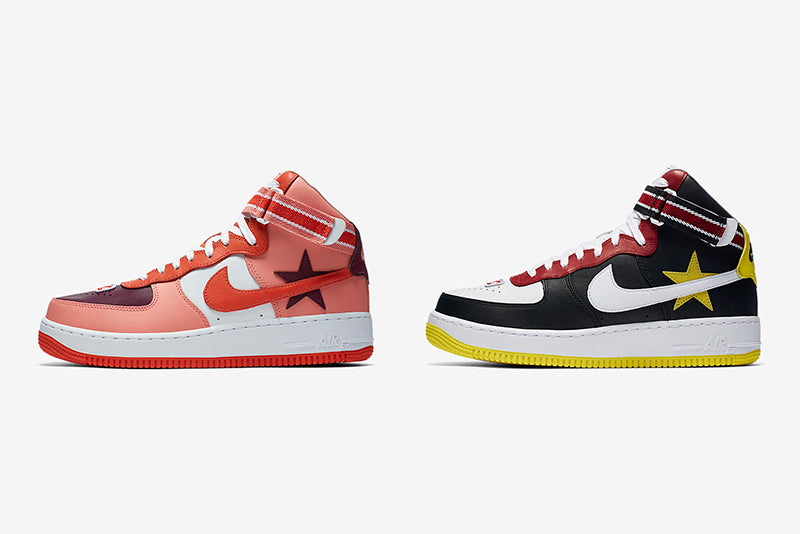 magasin d'usine b5d58 60df8 NikeLab Air Force 1 Hi x Riccardo Tisci – Hanon