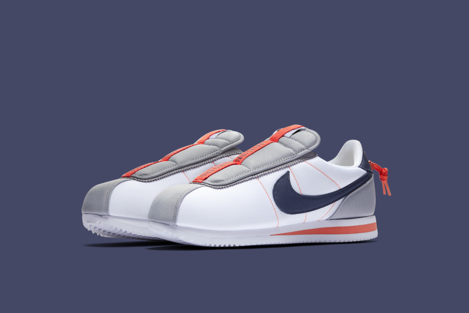 best authentic 6cd3b 81494 Nike Cortez Basic Slip x Kendrick Lamar – Hanon