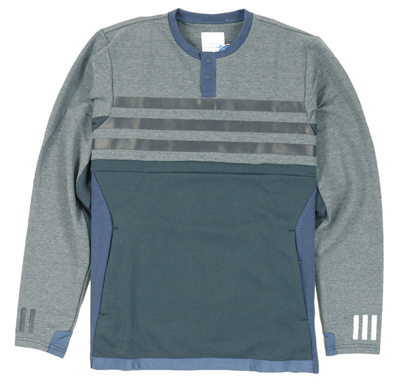 Adidas WM Henley Neck Tee