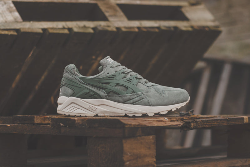 "df7c6537 Asics Gel-Kayano Trainer ""Agave Green"" & ""Golden Yellow"" – Hanon"