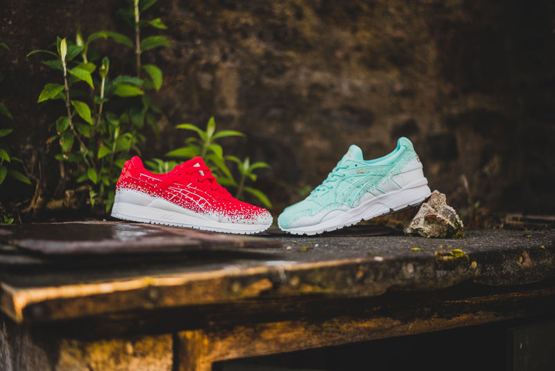 "best website c423c e5231 Asics Gel-Lyte III & Gel-Lyte V Womens ""Christmas"" – Hanon"