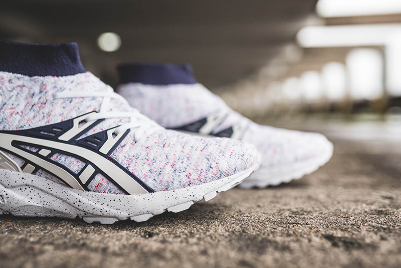 "Asics Gel Kayano Trainer Lo and MT ""4th of July"" – Hanon"