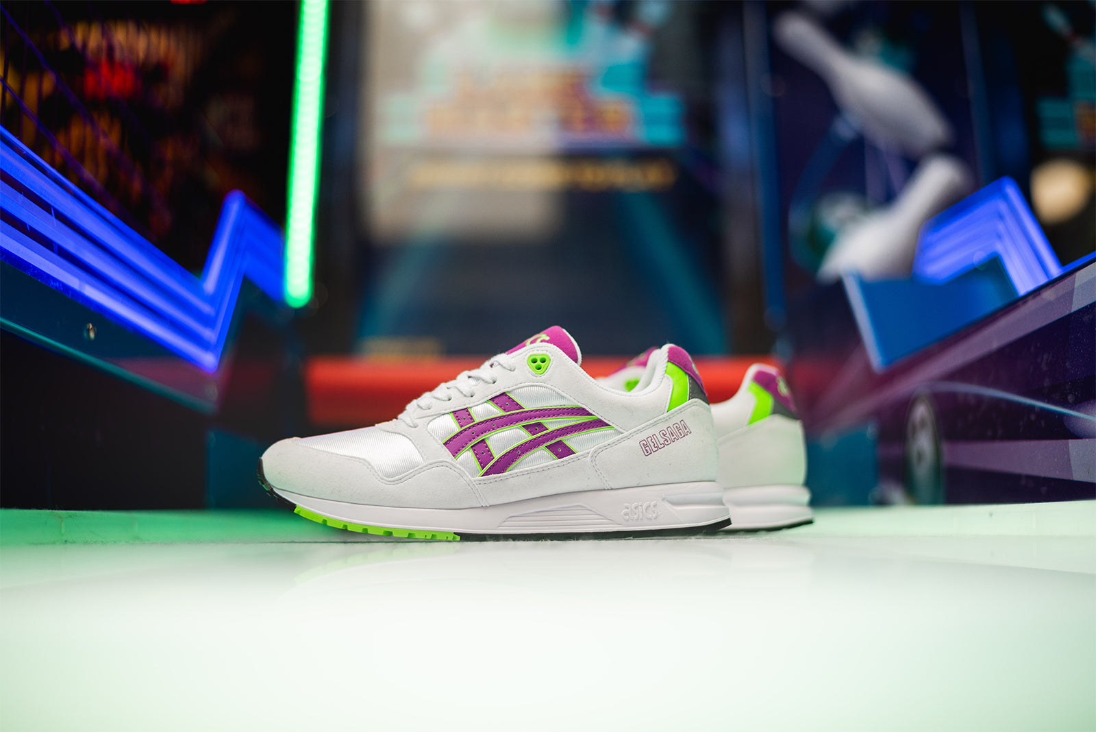 d09d54390ad4 WHITE ASICS BLUE Price  £89.00. Available to buy online now