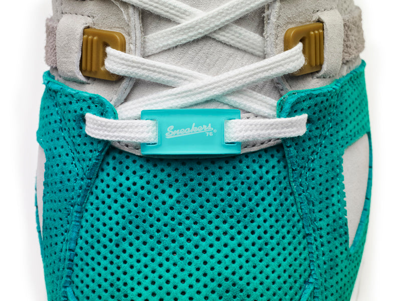 sports shoes 77206 f5f29 Adidas EQT Running Guidance 93 x Sneakers76 BA9220 CLEAR GRANITELIGHT  ONIXMINERAL GREEN Launch Saturday 24th September 0001BST Price £125.00