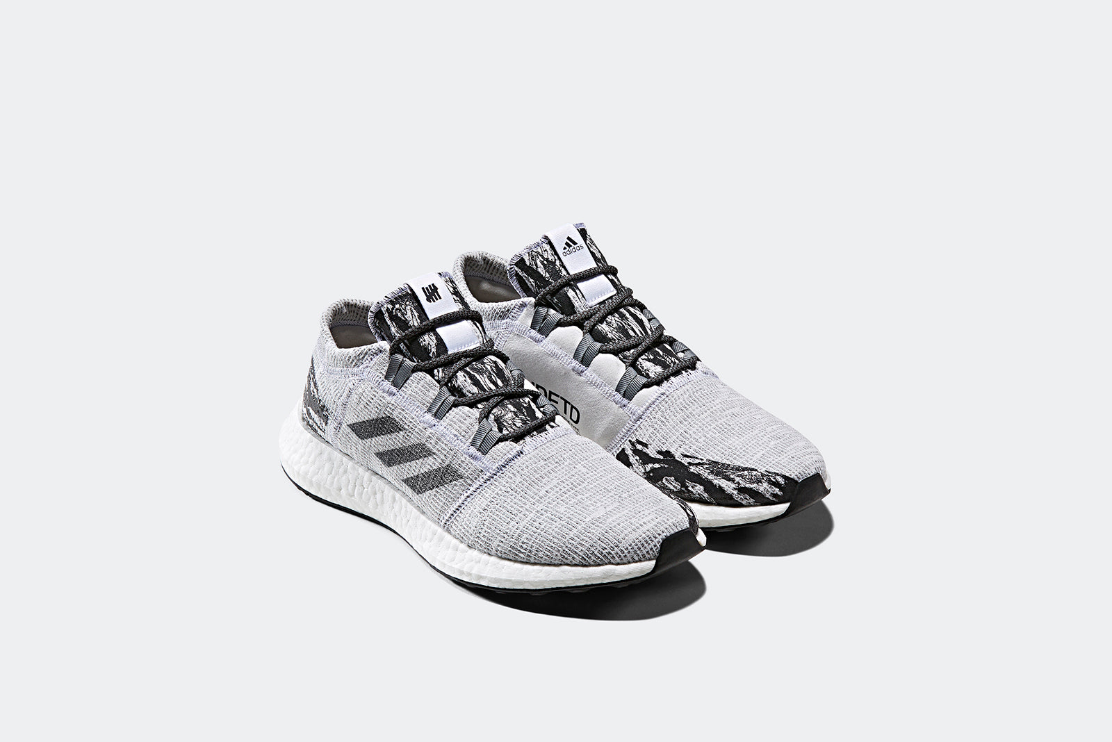 c34ed7c94 adidas Pureboost Go x Undefeated BC0474 Core Black Price  £119.00. Launch   Thursday 8th of November ONLINE  08 00GMT