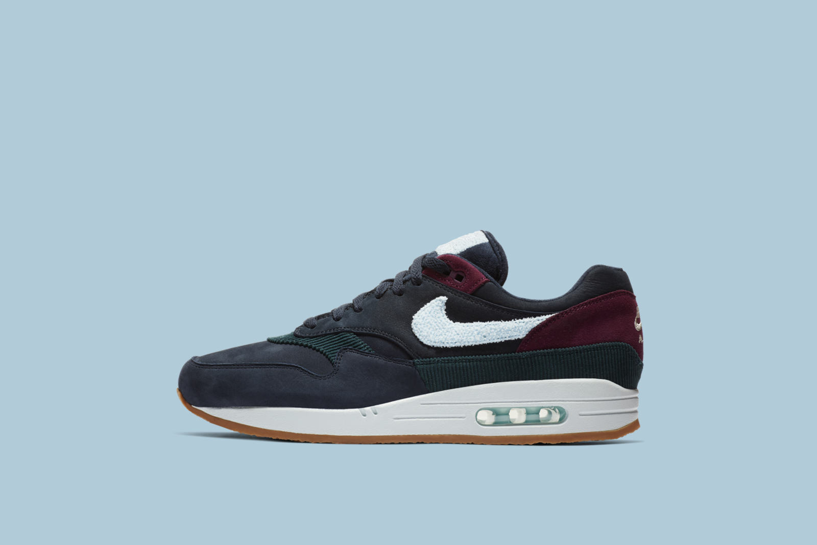 Both colours of the Nike Air Max 1 WE Launch at HANON on Thursday 13th  December ONLINE  08 00 GMT 0383134fa