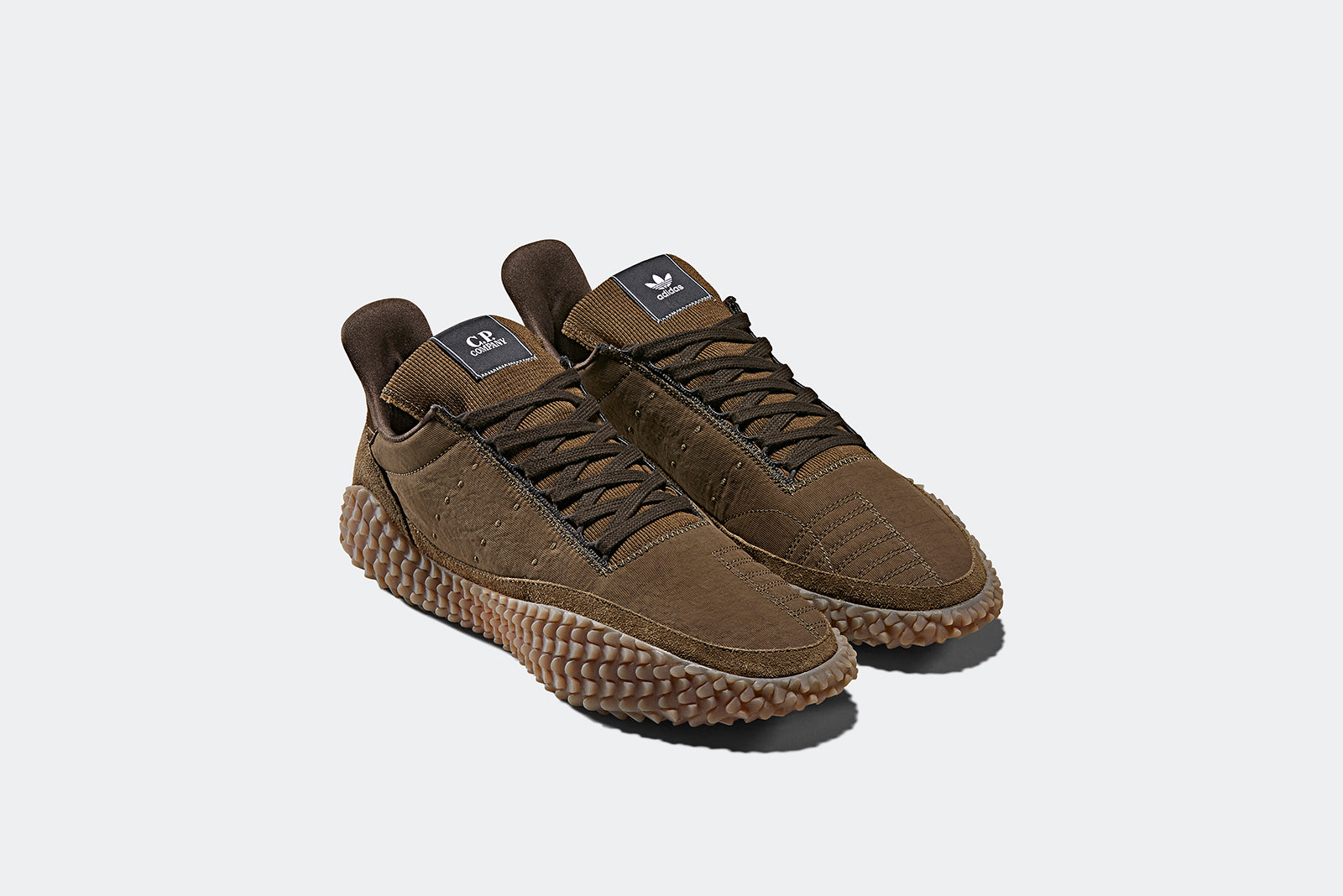 e60738dfa3bca9 adidas Kamanda Made In Italy x C.P. Company CG5952 Brown Gum Price   £329.00. Launch  Thursday 23rd of August ONLINE  23 00BST