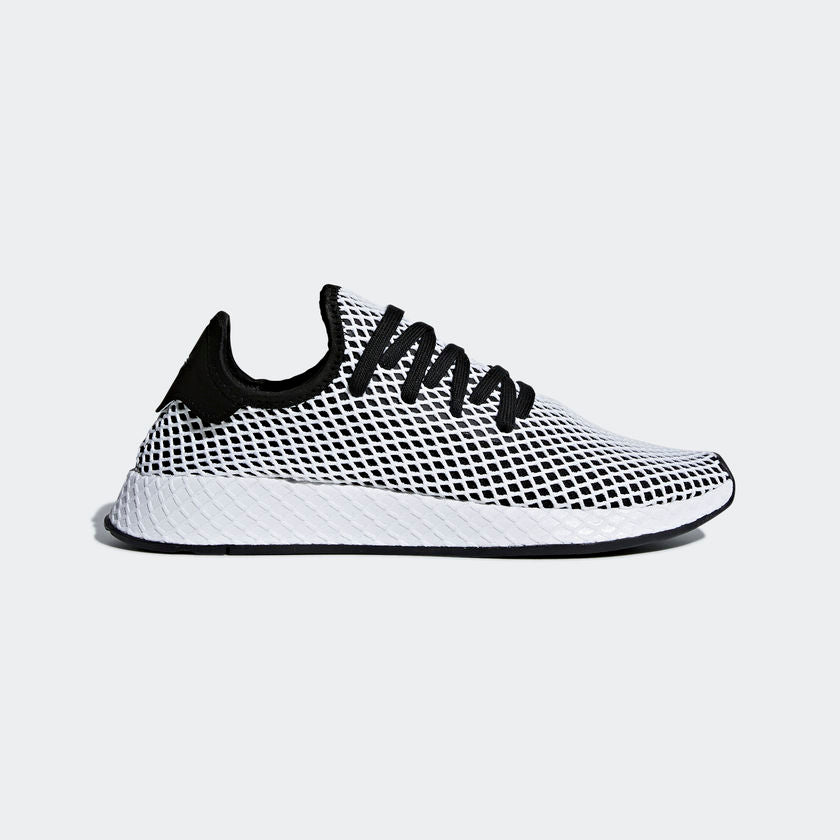 the latest 6fdc2 a8b00 adidas Deerupt Runner CQ2625 FTWWHTFTWWHTFTWWHT Price £85.00. Launch  Thursday 22nd March ONLINE 00001GMT and IN-STORE 1100GMT