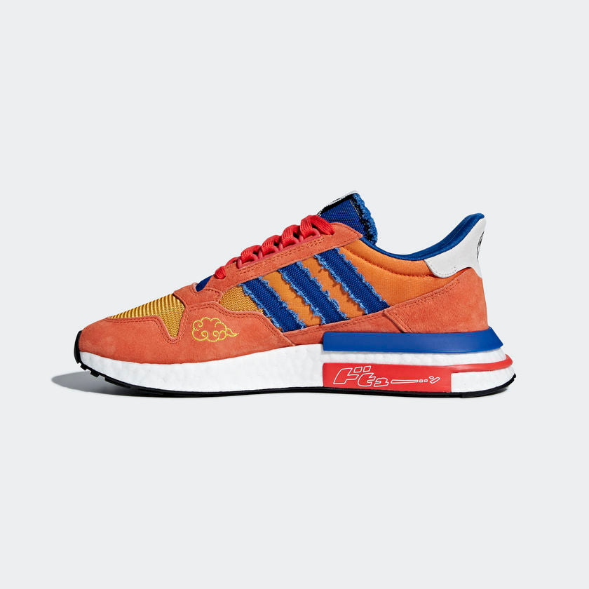 finest selection bd1b8 de8b1 adidas Originals ZX500RM x Dragonball Z