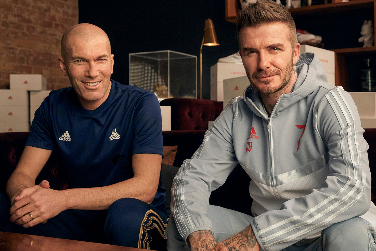 e782db764c6 adidas Football launches the 25 Years of Predator Pack. A range of boots  and apparel inspired by two of their most iconic footballers - David Beckham  and ...