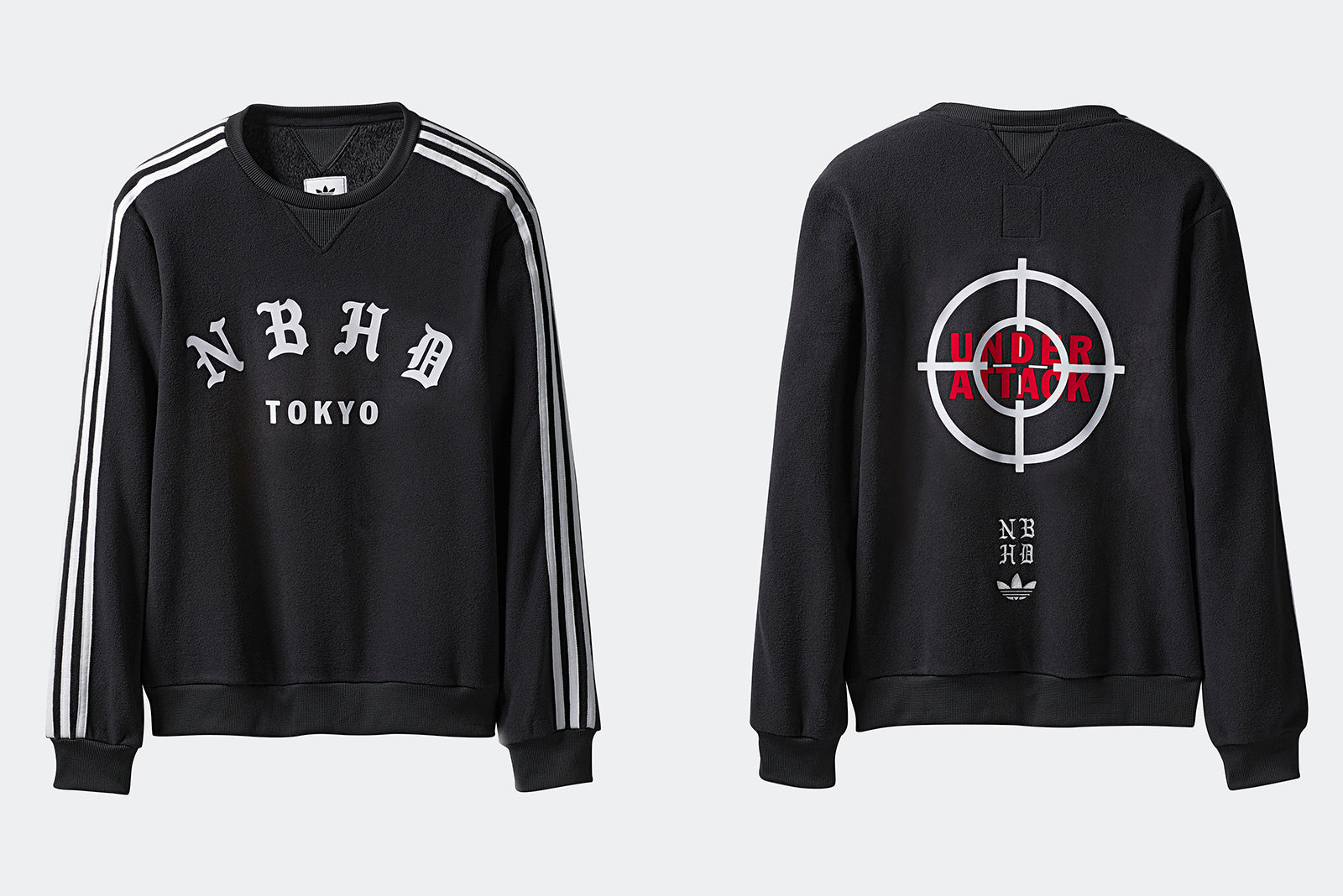 ffe164159cc2 adidas Crewneck Sweatshirt x Neighborhood DH2037 Black Price  £109.00.  Launch  September 1st