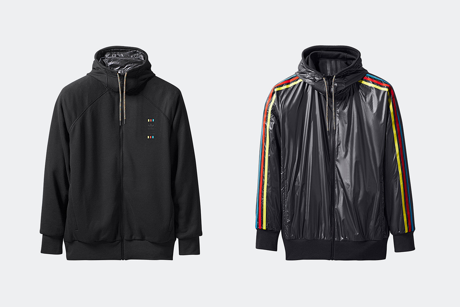 d1d662301 adidas Originals Reversible Hooded Sweatshirt x Oyster Holding DN8076 Black  Price: £129.00. Launch: Thursday 27th of September ONLINE; 23:00BST