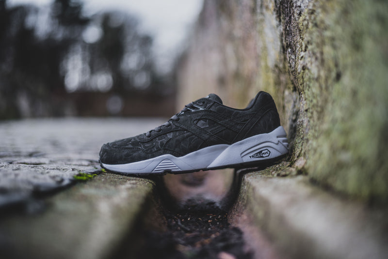 2a9b2e42cc11 Puma R698 x Bape 358845-01 black. Launch  Saturday 12th December 00 00GMT  Price  £139.00