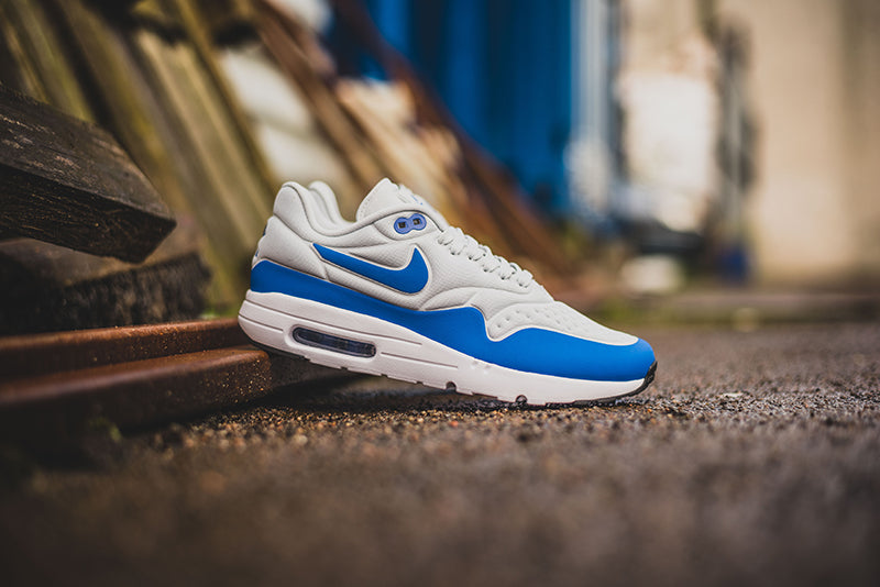 Nike Air Max 1 Ultra SE 845038-004. Pure Platinum Game Royal-Neutral  Grey-Black Launch  Available now! 33ae1a229
