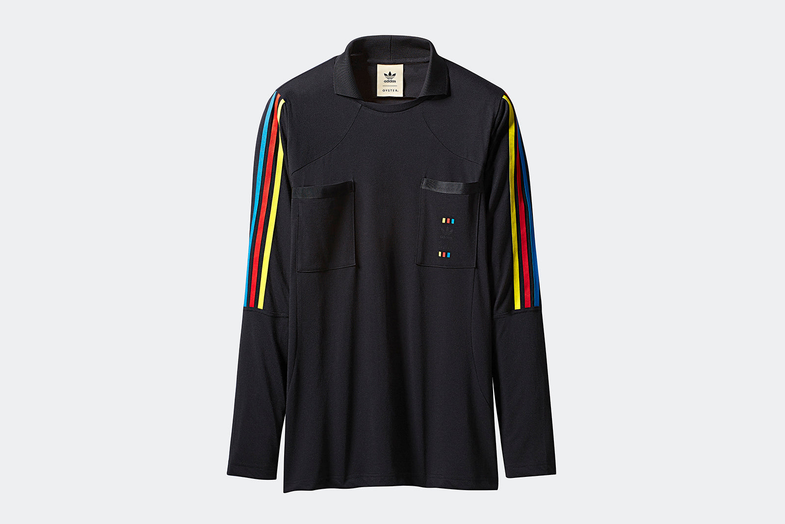 4599fcdd0dd adidas Originals 72 Hour Long Sleeve Tee x Oyster Holding DN8072  Blue Bright Blue Price  £69.00. Launch  Thursday 27th of September ONLINE   23 00BST