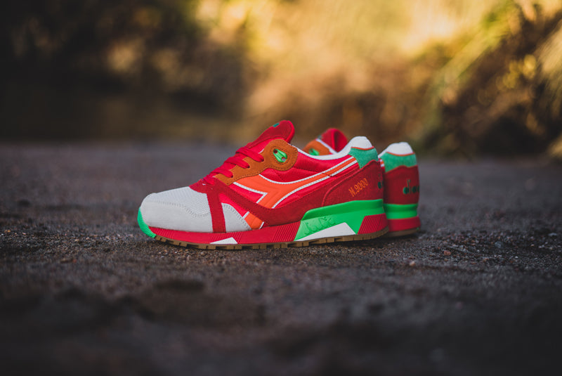Diadora N.9000 Nylon RED
