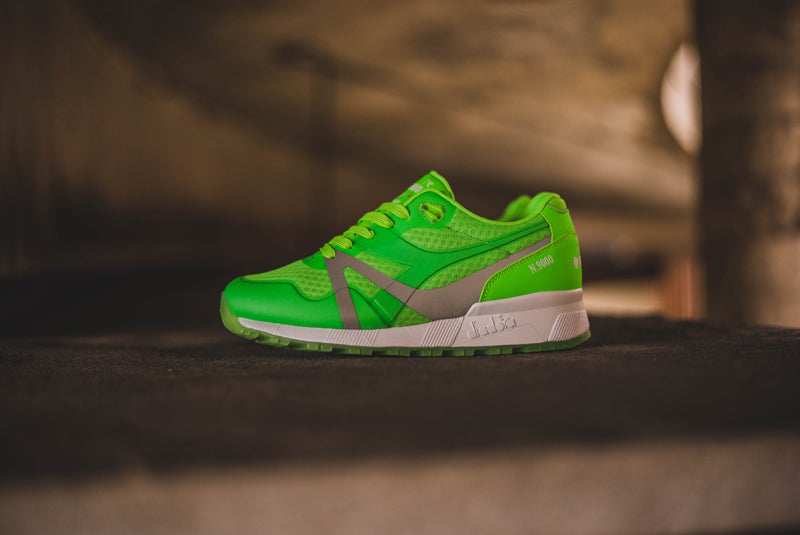 Diadora N9000 MM Bright Green 01 800pix