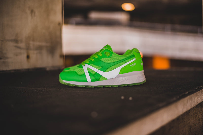 Diadora N9000 MM Bright Green 02 800pix