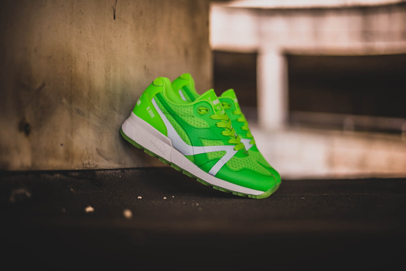 Diadora N9000 MM Bright Green 03 800pix