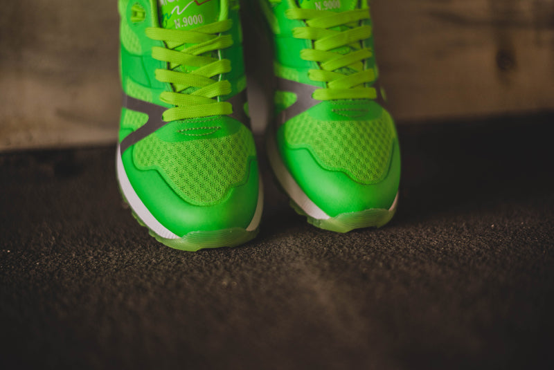 Diadora N9000 MM Bright Green 04 800pix