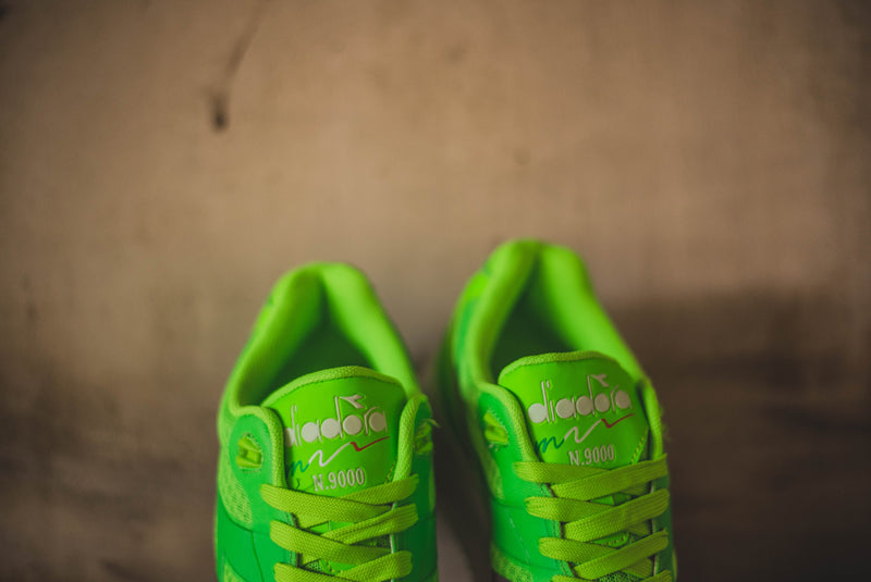 Diadora N9000 MM Bright Green 05 800pix