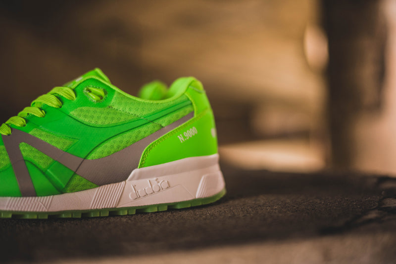 Diadora N9000 MM Bright Green 07 800pix