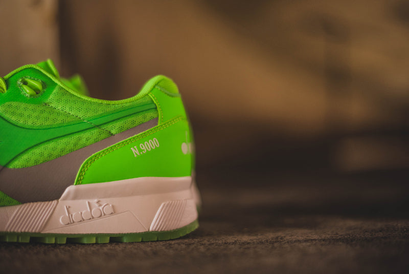 Diadora N9000 MM Bright Green 08 800pix