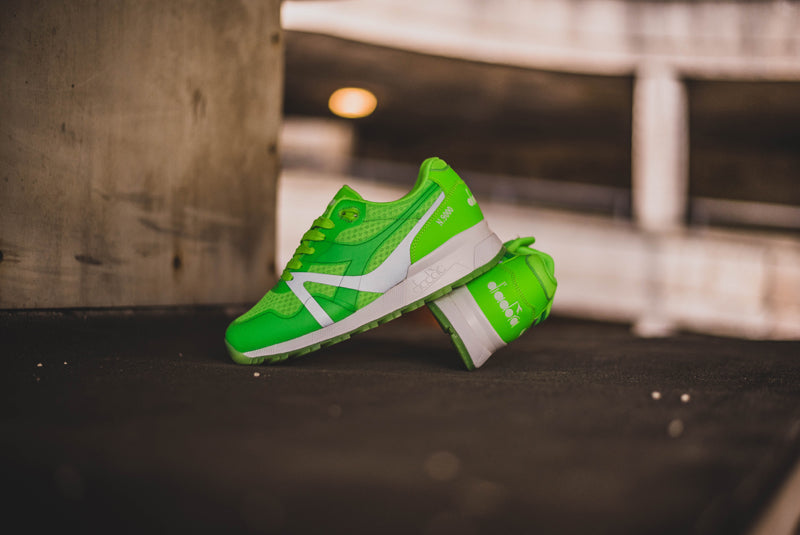 Diadora N9000 MM Bright Green 09 800pix