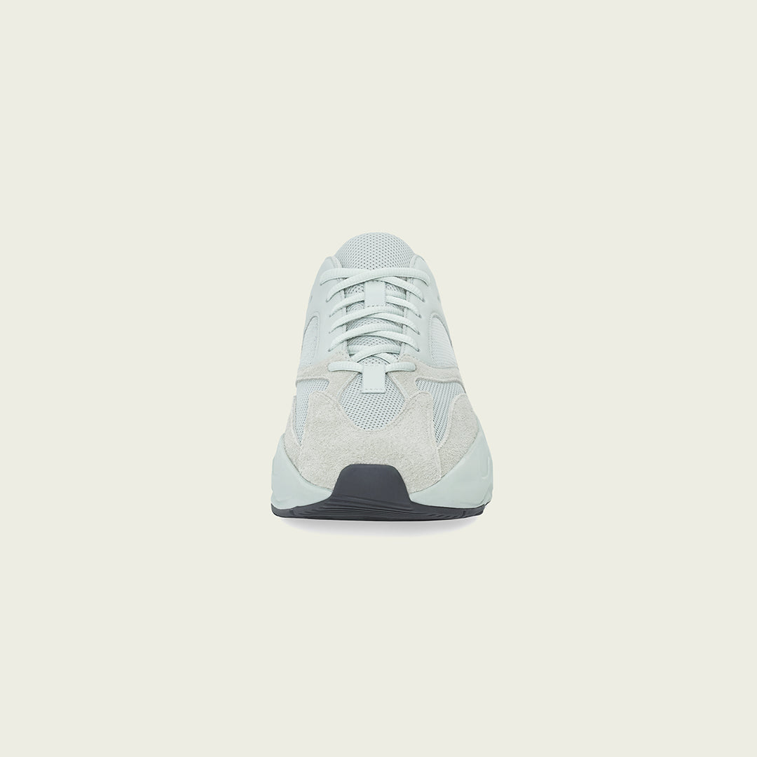 2e7e667a3 The adidas + KANYE WEST YEEZY BOOST 700  Salt  will launch via an ONLINE  RAFFLE on our HANON Launches site. Raffle details to be announced.