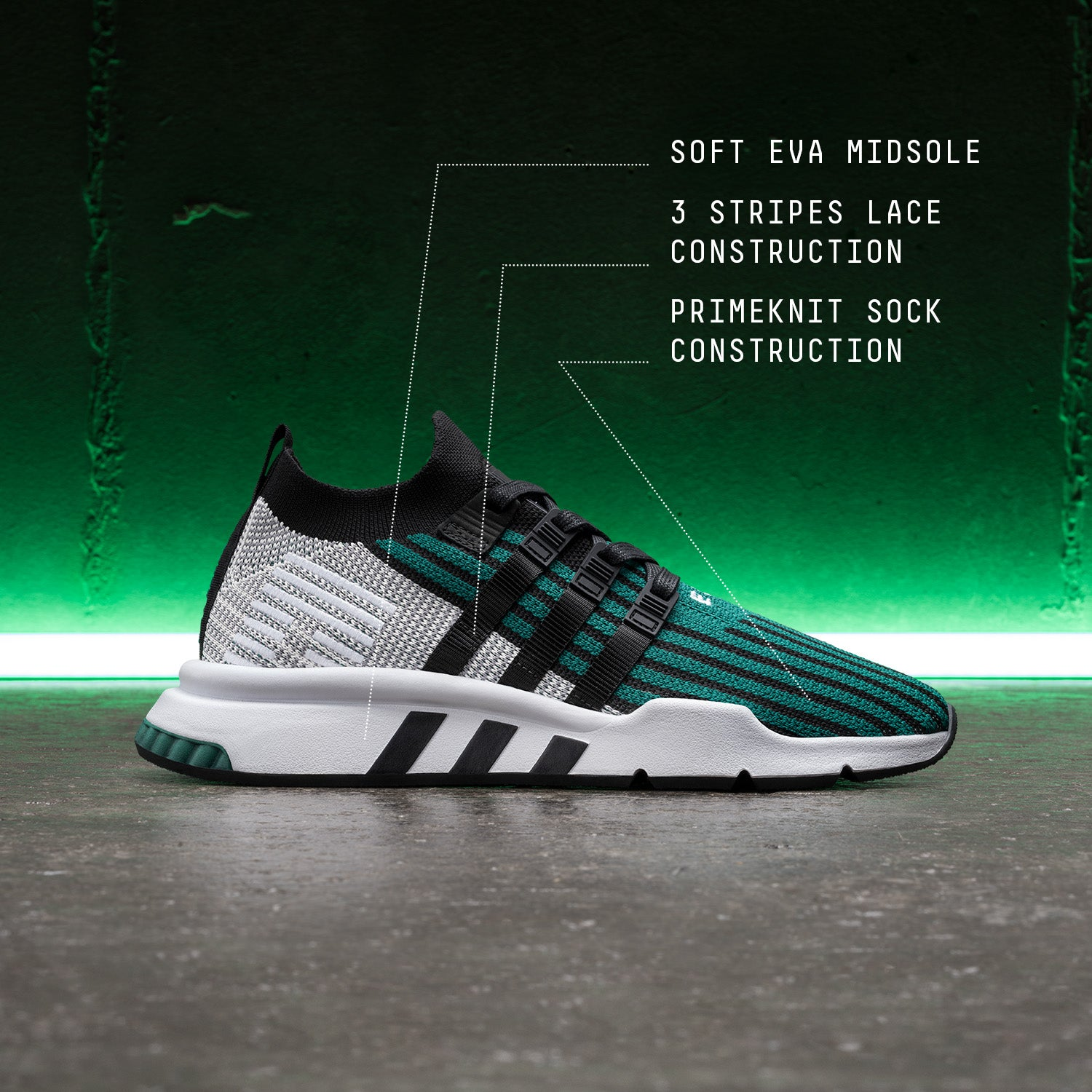 """cheap for discount b46d2 de812 adidas EQT Support Mid """"Back To The 90s"""" – Hanon"""