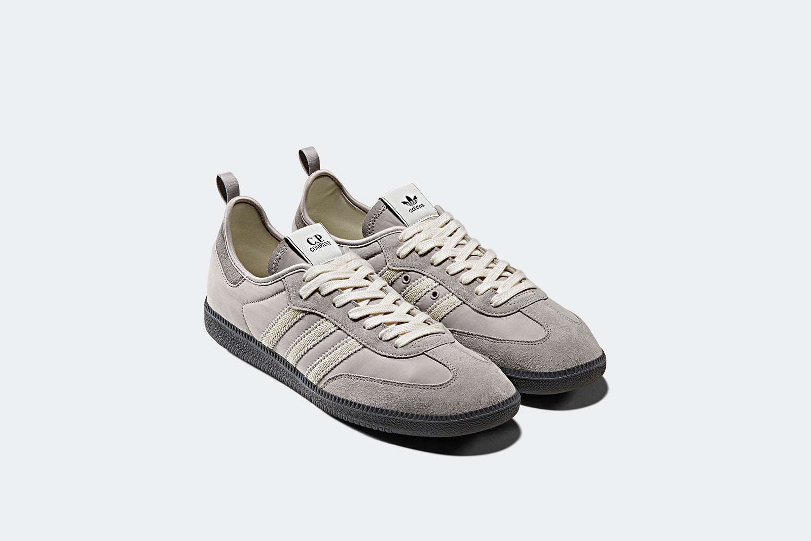 07d921b56bd79c adidas Samba x C.P. Company F33870 Clear Granite Off White Off White Price   £109.00. Online Launch  Thursday 23rd of August 23 00BST