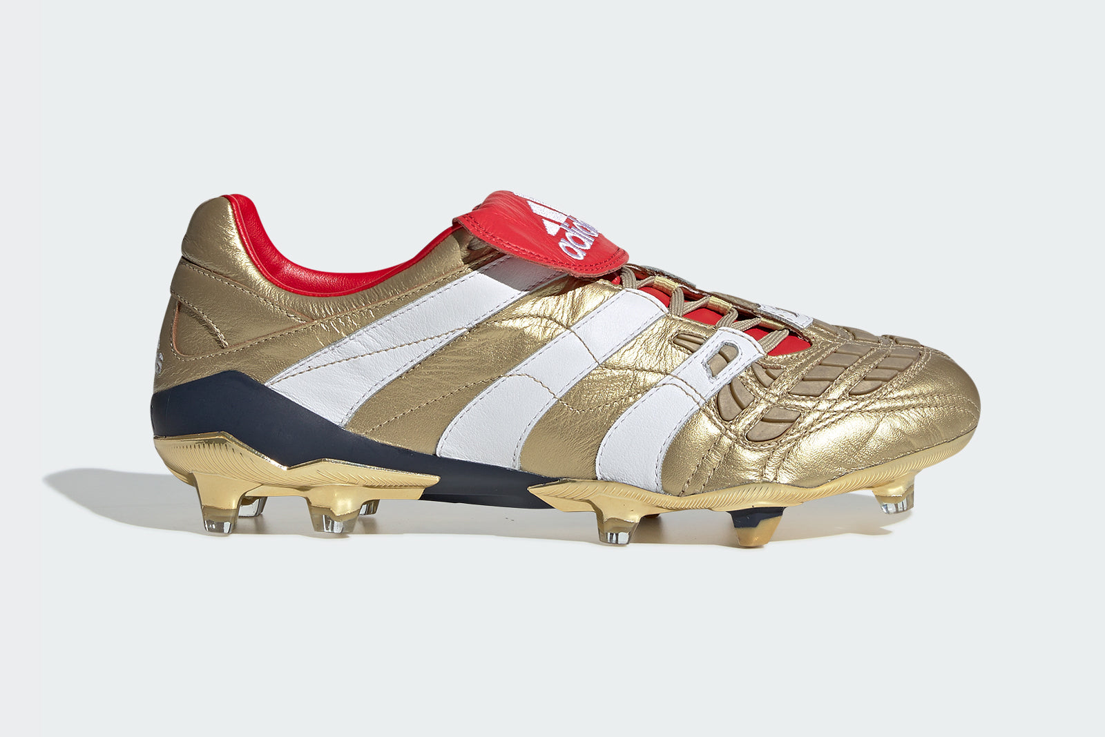 6cd68c1aa809 adidas Predator Accelerator FG ZZ Football Boots F37076 Gold Met Gold  Met Core Black Price  £299.00. Launch  Thursday 7th of March