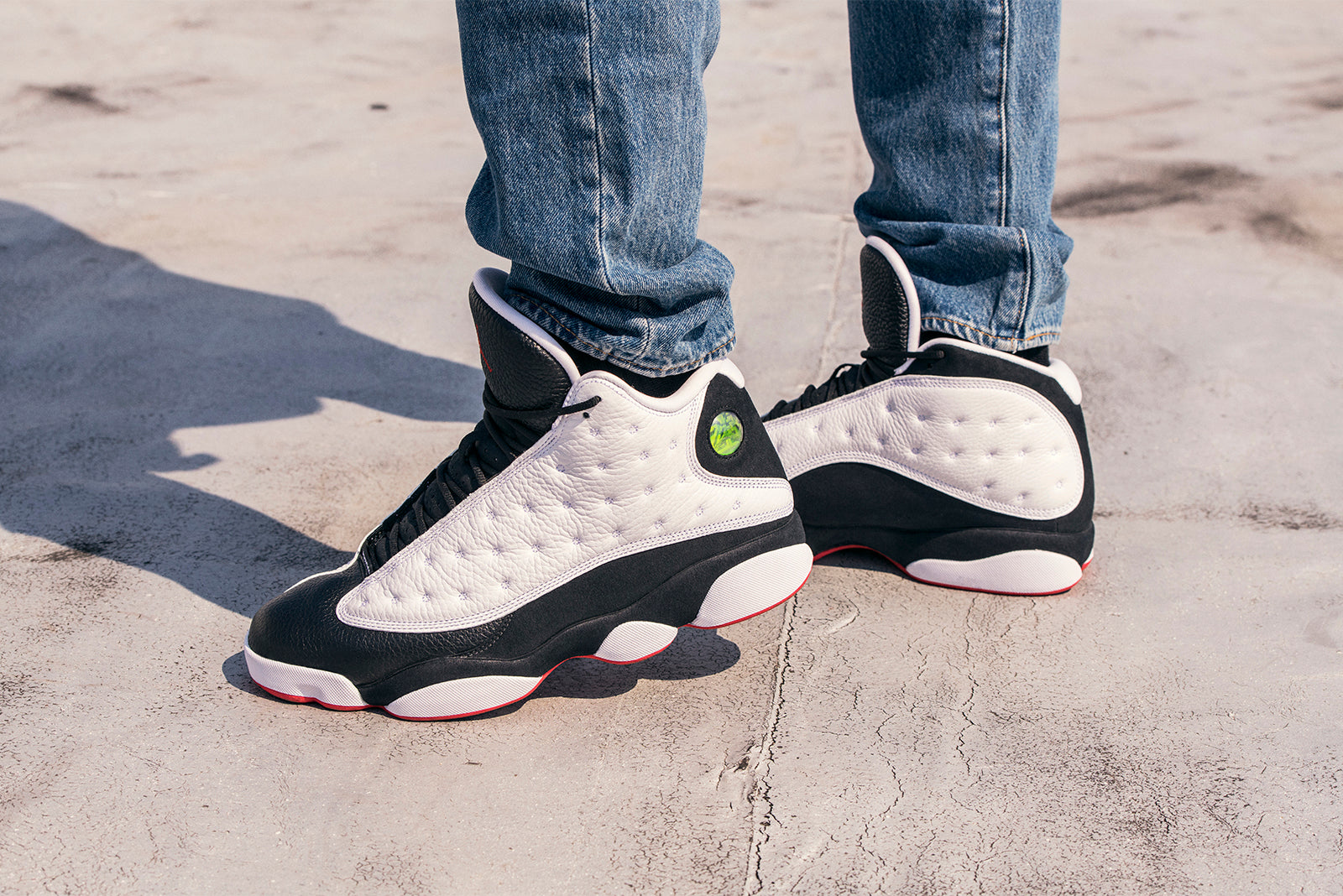 best website 05cfc e089e Nike Air Jordan 13 Retro – Hanon