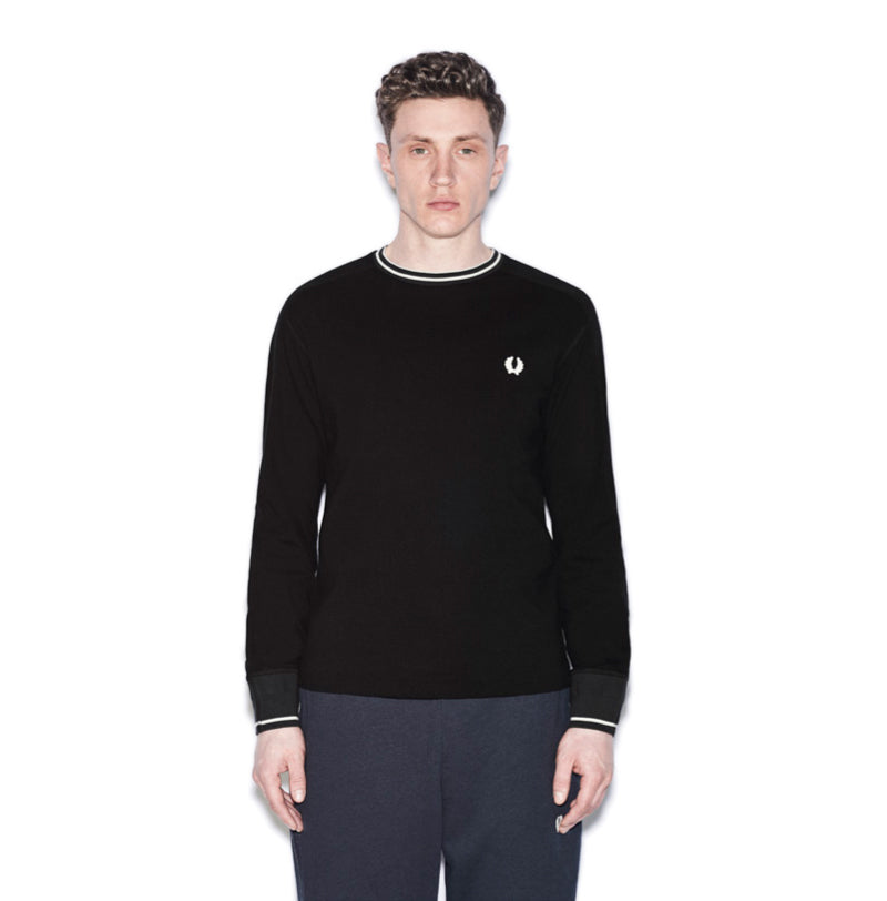 Fred Perry x Nigel Cabourn L-S Goalkeepers T-Shirt SM9302-102