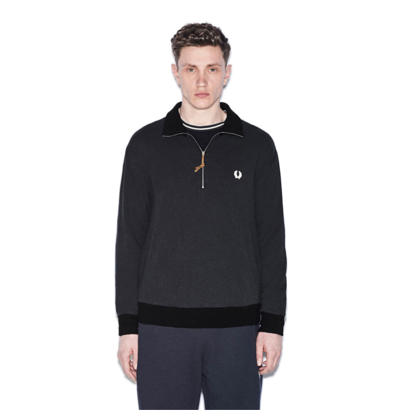 Fred Perry x Nigel Cabourn Training Half Zip Sweat SM9305-863