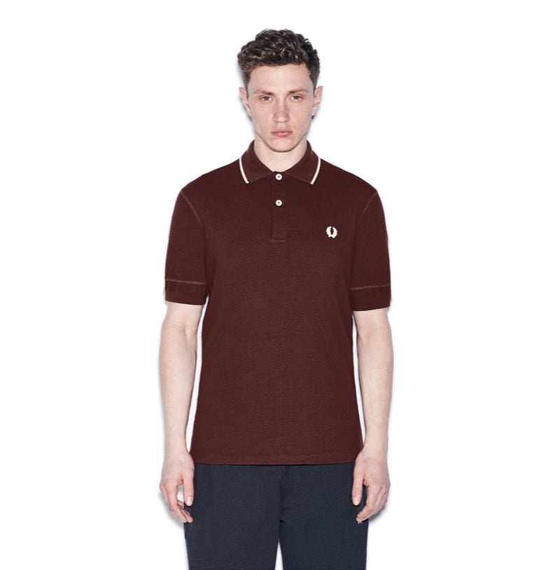Fred Perry x Nigel Cabourn Training Pique Shirt SM9300-D33