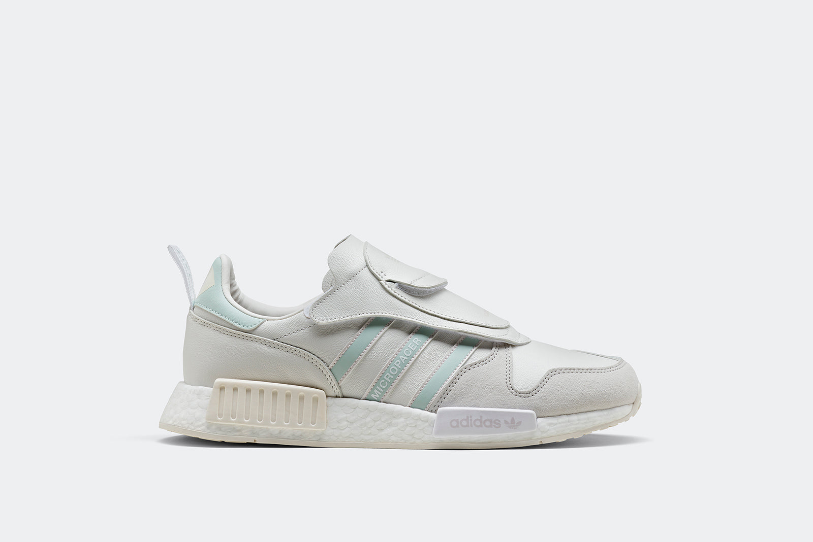 2d7e8e43677 adidas Originals Micropacer x R1  Never Made  G28390 CLOWHI FTWWHT GREONE  Price  £159.00. Launch  Sunday 18th of November ONLINE  23 00GMT
